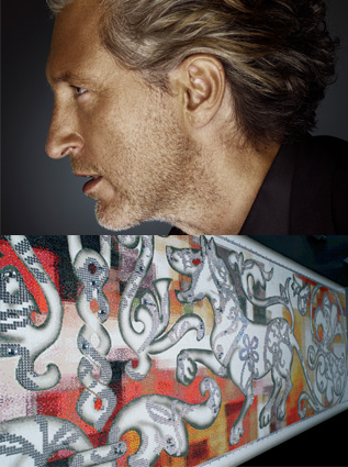 Bisazza for Marcel wanders opere